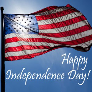 SCHOOL CLOSED - Independence Day