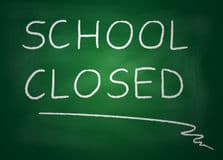 SCHOOL CLOSED - MEMORIAL DAY