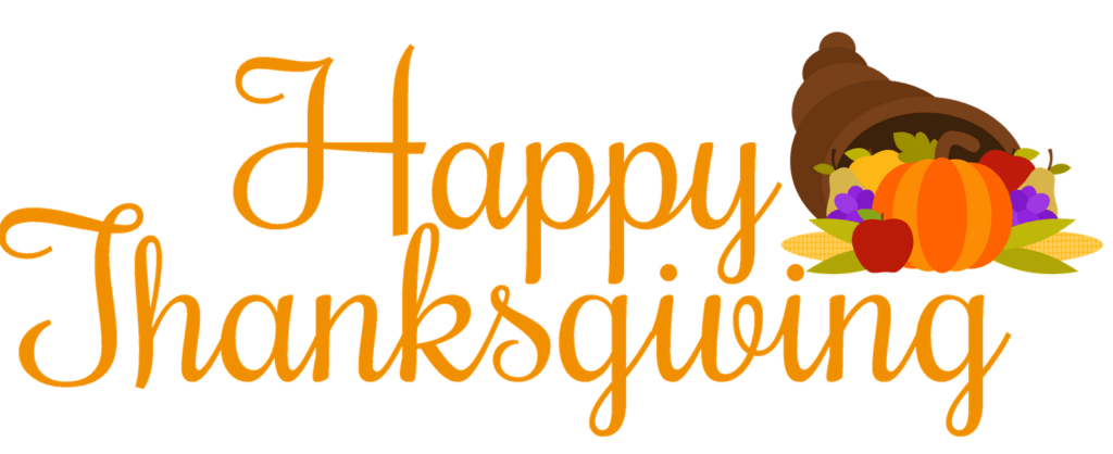 SCHOOL CLOSED - Thanksgiving Holiday