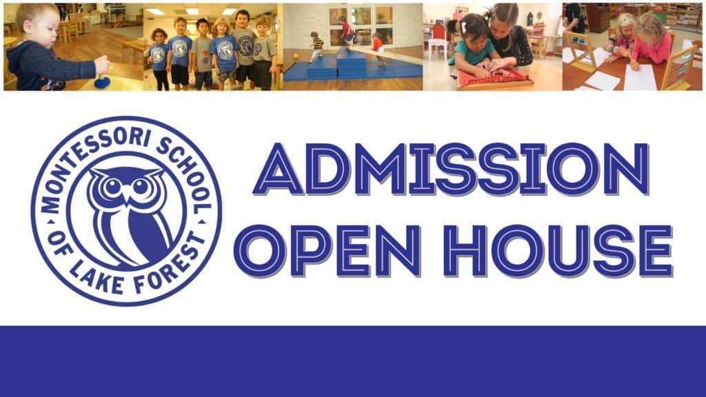 Admission Open House @ Laurel Drive Campus | Lake Forest | Illinois | United States