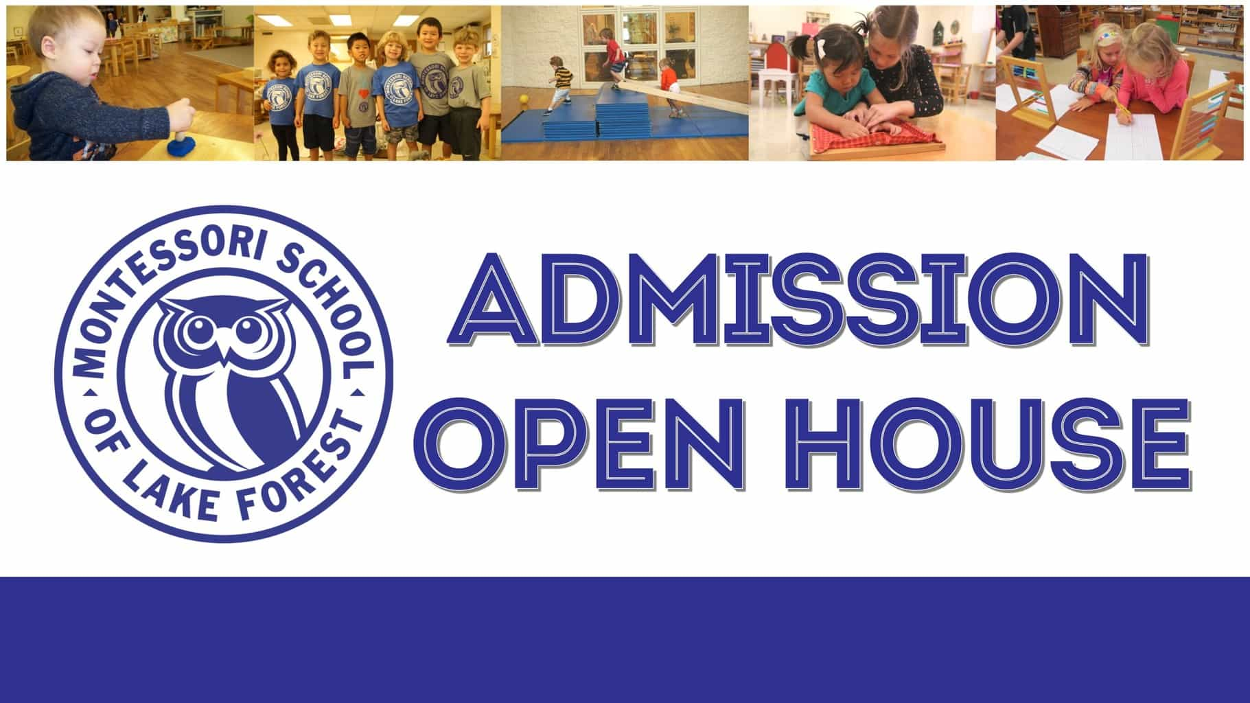 Winter Admission Open House