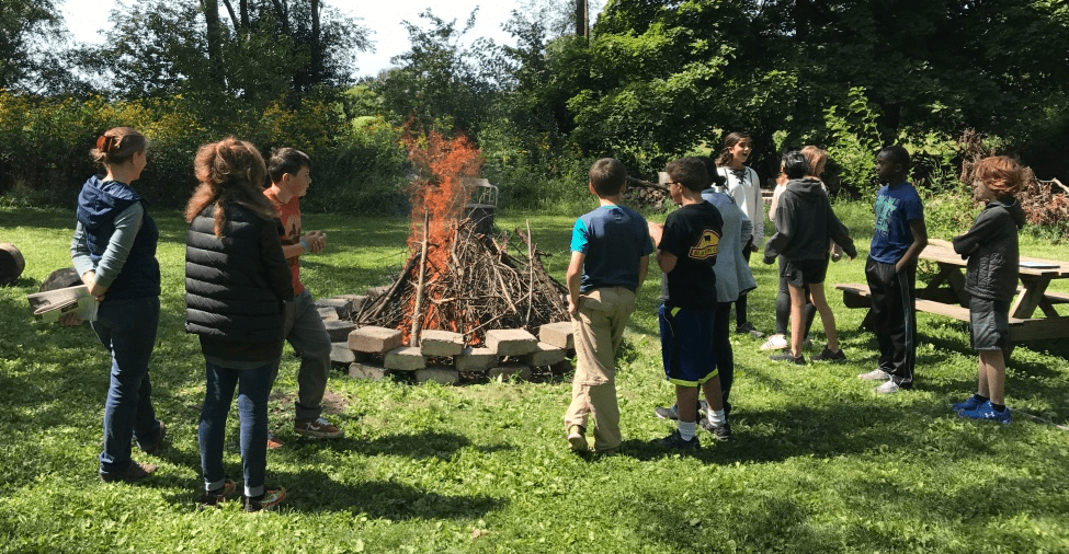 Fall All-School Bonfire and Chili Potluck @ Blue House Campus | Grayslake | Illinois | United States