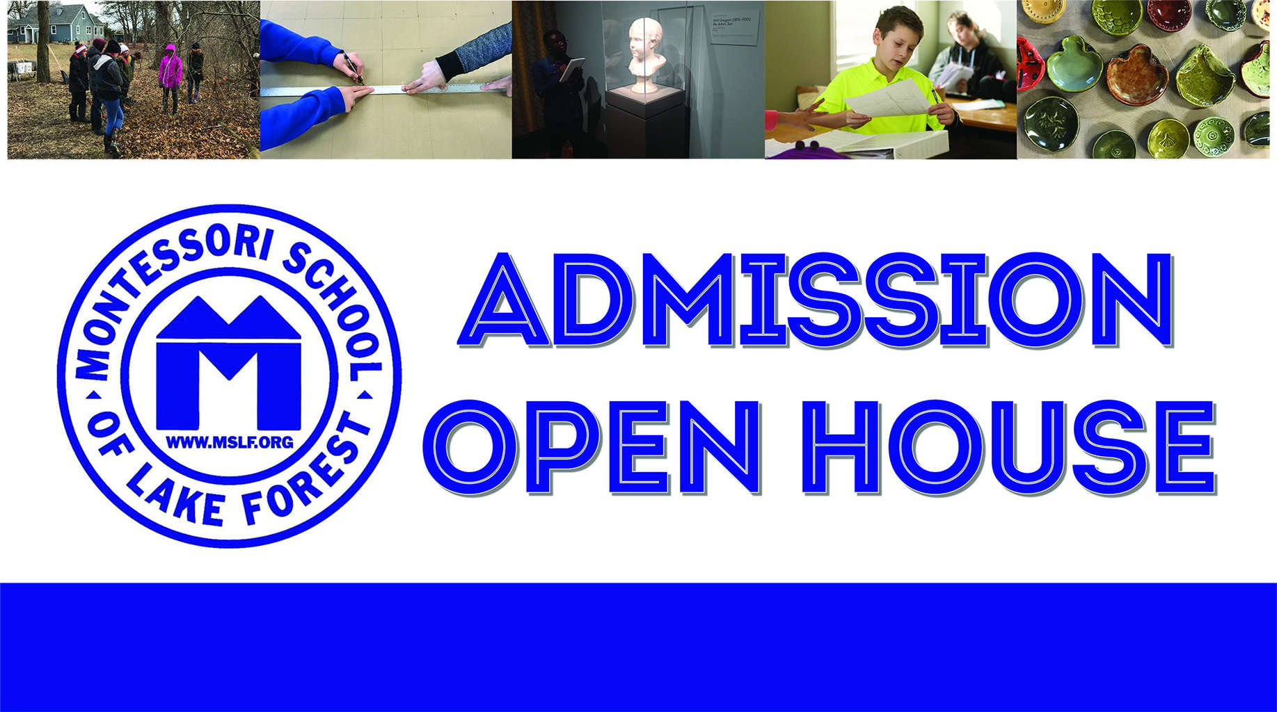 Winter Admission Open House - Adolescent Program @ Blue House