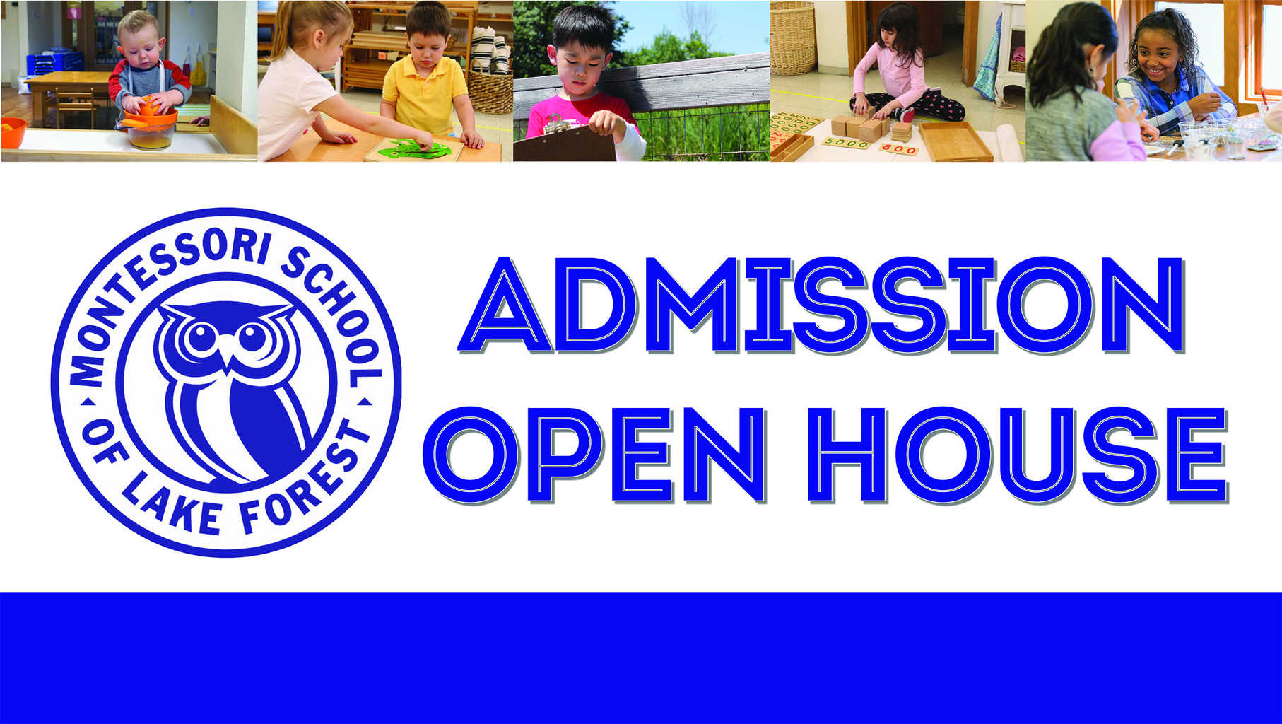 Winter Admission Open House - Laurel Drive Campus @ Laurel Drive Campus